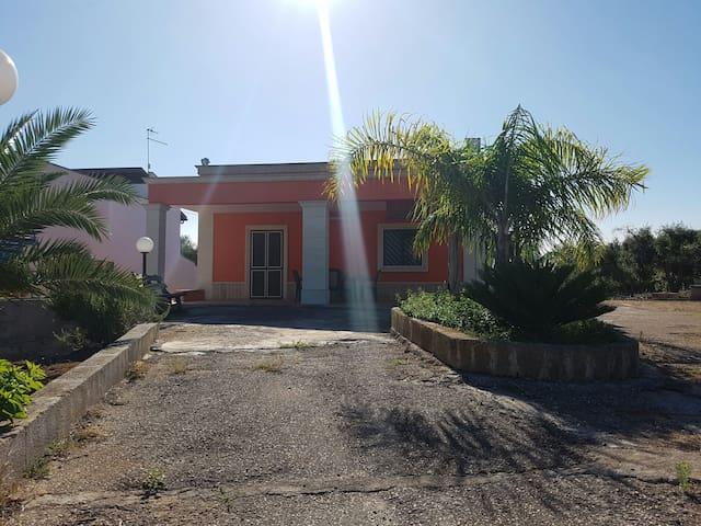 Villetta Indipendente - Galatone - Villa