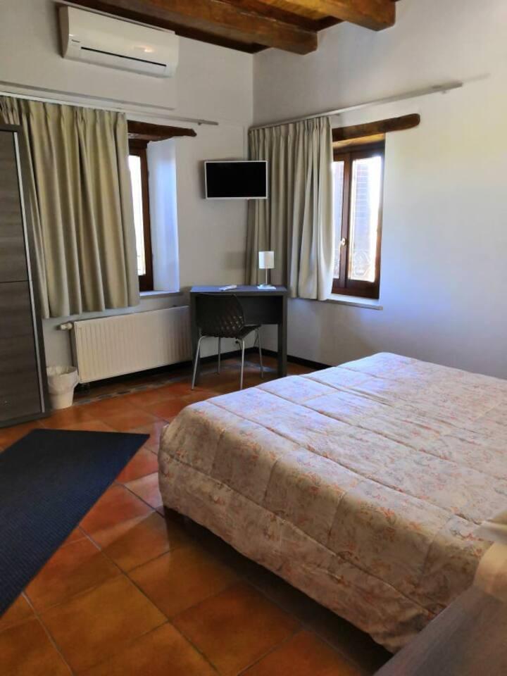 camere in villa resort trecastelli
