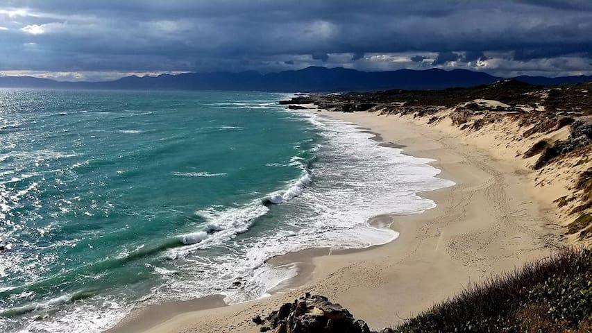 OCEAN FRONT HOME - SERENDIPITY