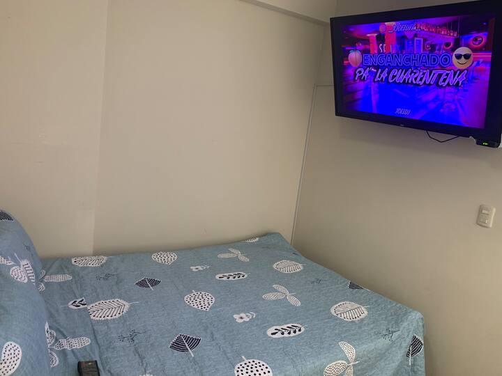 BOCCIONI room4 San Borja