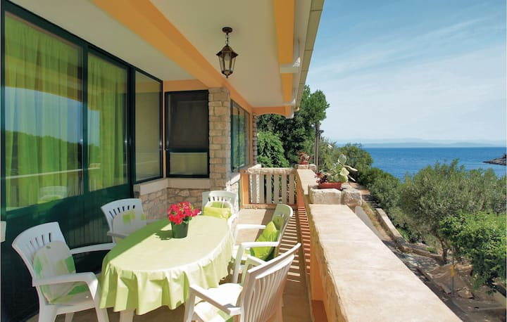 Awesome home in Blato with WiFi and 2 Bedrooms