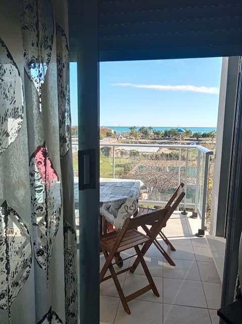 Apartamento entero en residencial Almenara playa