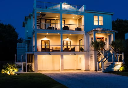 New Custom Built Luxury Home - Isle of Palms