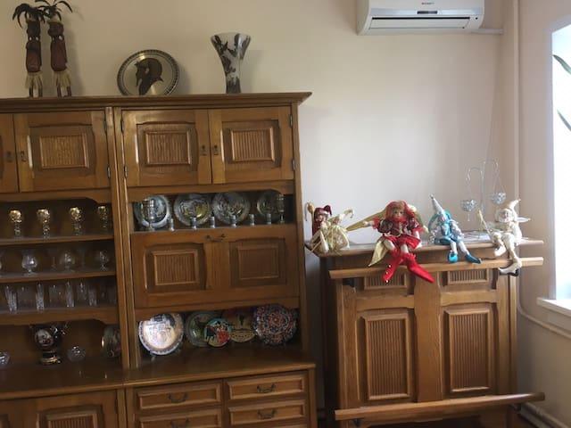 Уютная квартира с видом на Дон и Ростов