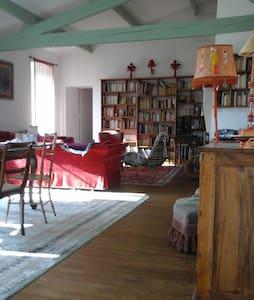 Maison mitoyenne - Jonzac - Haus