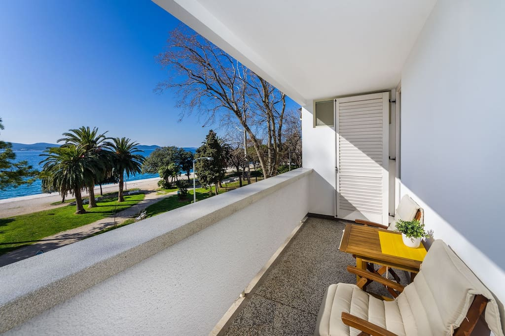Cvijeta Zadar Old Town Apartment With Seaview Flats For