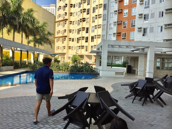 T2 #2008 Avida Condo unit in Makati