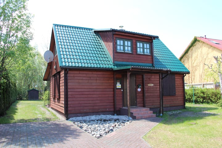 Sielski domek Grzybowo