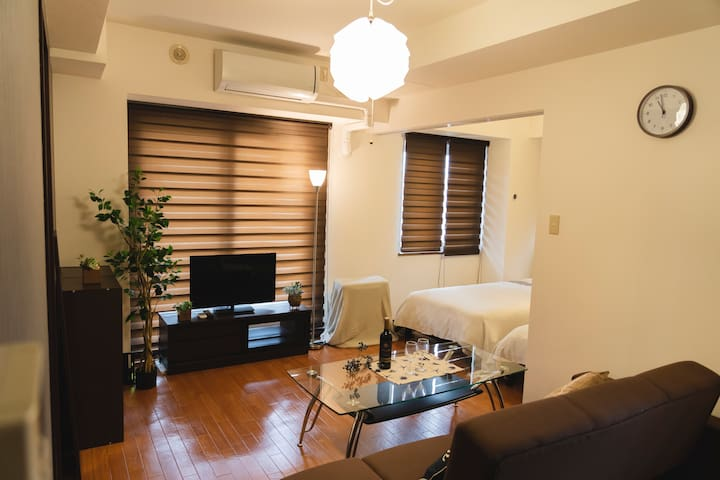 (BH905)A Quiet area!Comfortable room in Sapporo