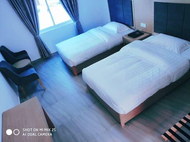 神奇树酒店MagicTreeHotel 特色双床房
