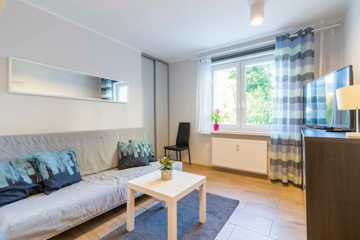 Apart3 -a great located, renovated studio in Sopot