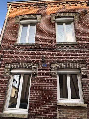 Maison de ville proche de Rouen