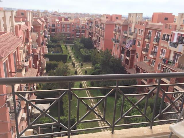 Giza , Cairo & El Shekh Zayid - Sheikh Zayed City - Leilighet