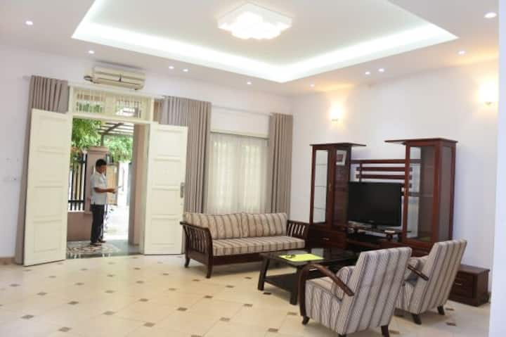 This cozy apartment is fully furnished enjoy