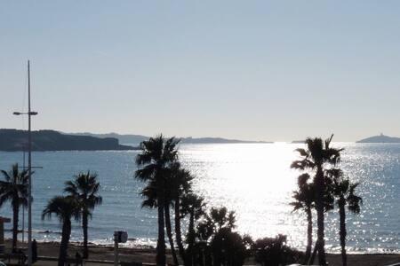 Apt vue mer panoramique climatisé tout confort