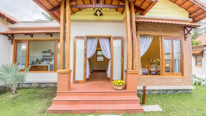 Deluxe Bungalow DBL Bed 1 - Solida Phu Quoc Resort