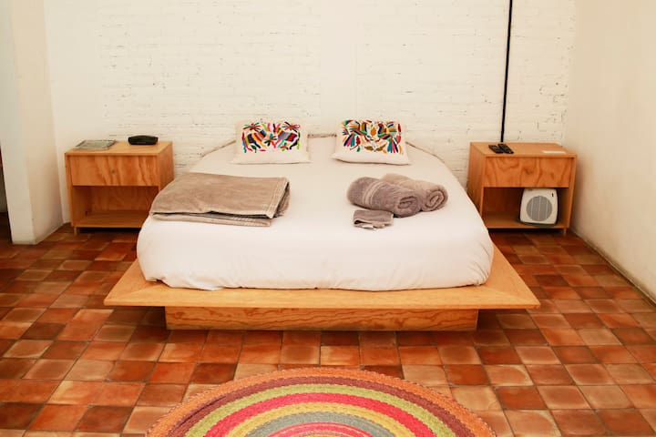 Brand new Loft in the Heart of Coyoacan (B)