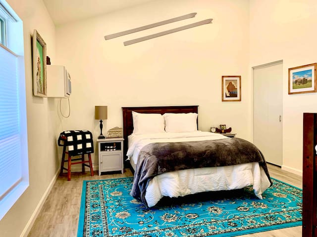With your oversized second bedroom you will have fun enjoying decor that accents Big Sky Montana and its beauty.
