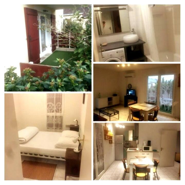 Appartement climatisé  Gramat  10 kms  Rocamadour