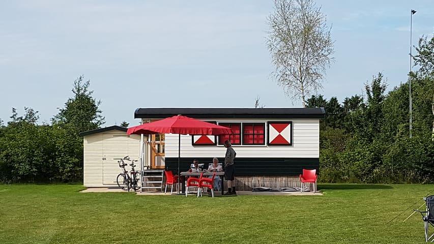 Gezellige luxe Pipowagen in Emmen Drenthe