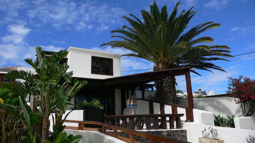 "Maisonette Wohnung "" Vista Famosa"" - Yaiza - Apartamento"