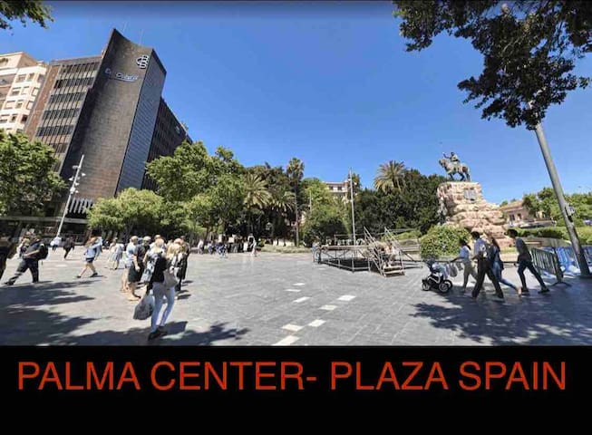 Room PALMA PLAZA SPAIN + BREAKFAST FREE