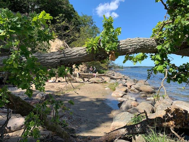 Unik (Website hidden by Airbnb) nyt træhus i naturskønne omgivelser
