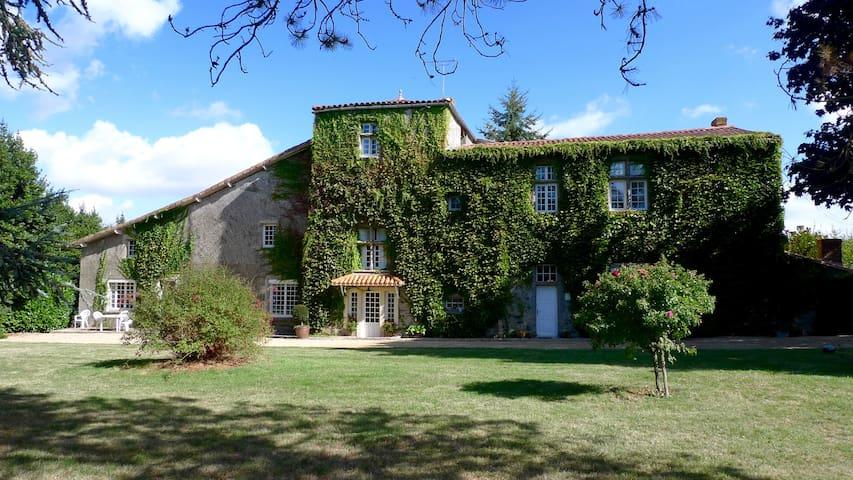 Gîte Antoinette - Le Boupère - Домик на природе