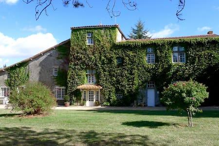 Gîte Antoinette - Le Boupère - Natur lodge