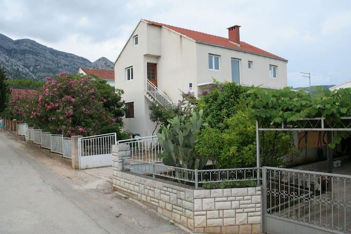 One bedroom apartment with terrace Orebić, Pelješac (A-4524-b) - Orebić - Appartement
