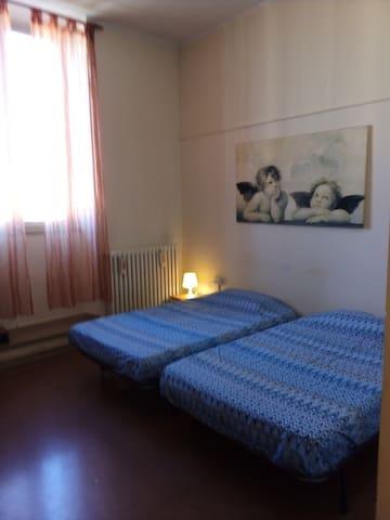 Camera letti 1 piazza e mezzo