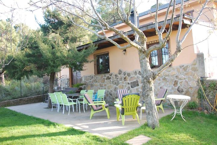 Casa Rural El pajaro Pi (antiguo Don Burguillo)