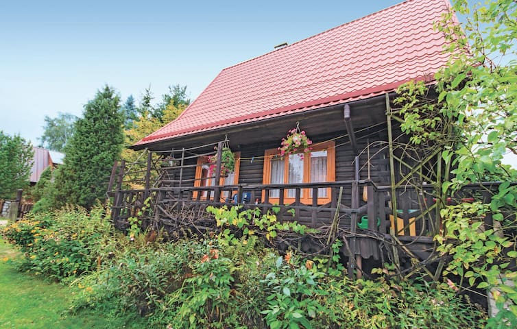 Holiday cottage with 2 bedrooms on 70m² in Gietrzwald