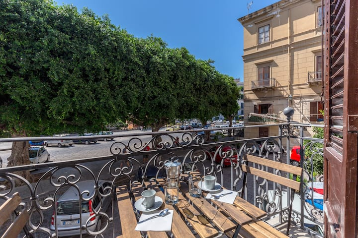 Loft Piazza Marina - Palermo