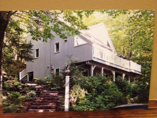 Beautiful Mountain Home in Waterville Estates - Campton - Ev