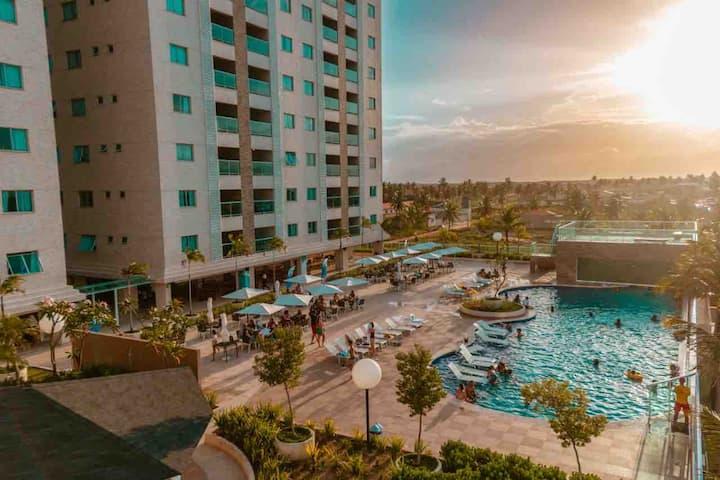 Salinas Park Resort, Apto. completo vista mar