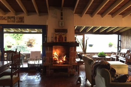 family country house in rionegro - Rionegro - Casa