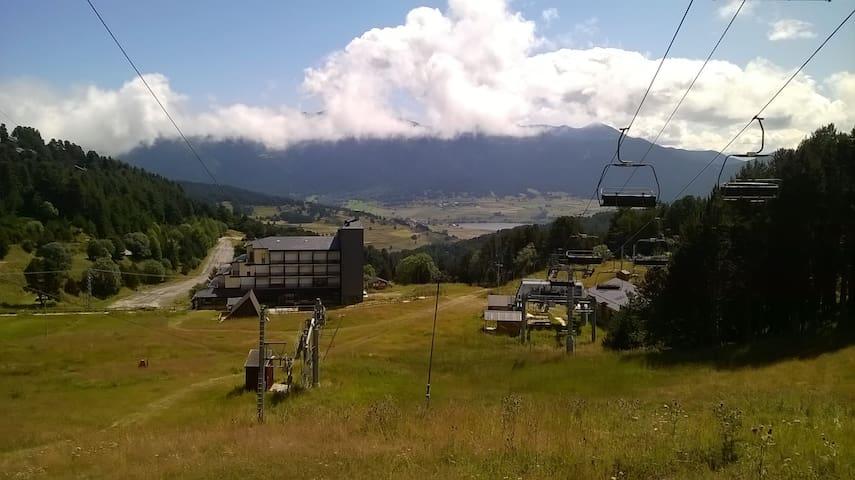 Studio cœur de montagne, Puyvalador, refait à neuf