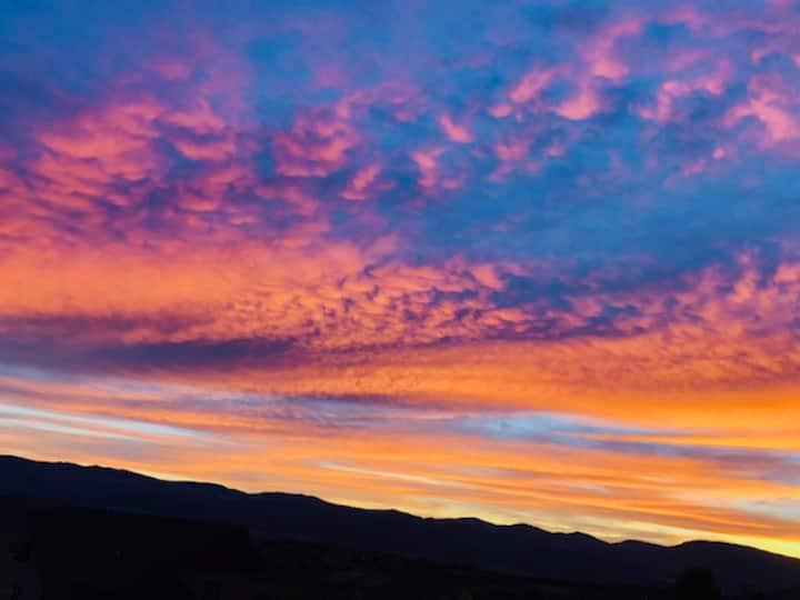 Colorado Mountain View Home