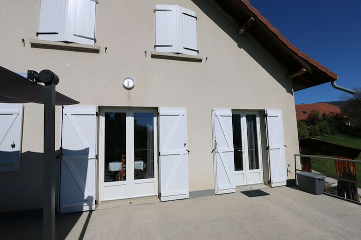 Maison individuelle au calme - Saint-Alban-de-Montbel - Holiday home