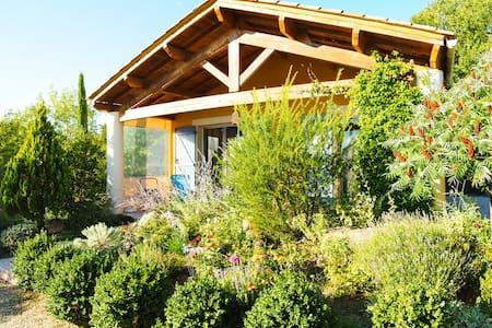 Le Rivieral, séjour en vignoble - Le Bosc - Dom