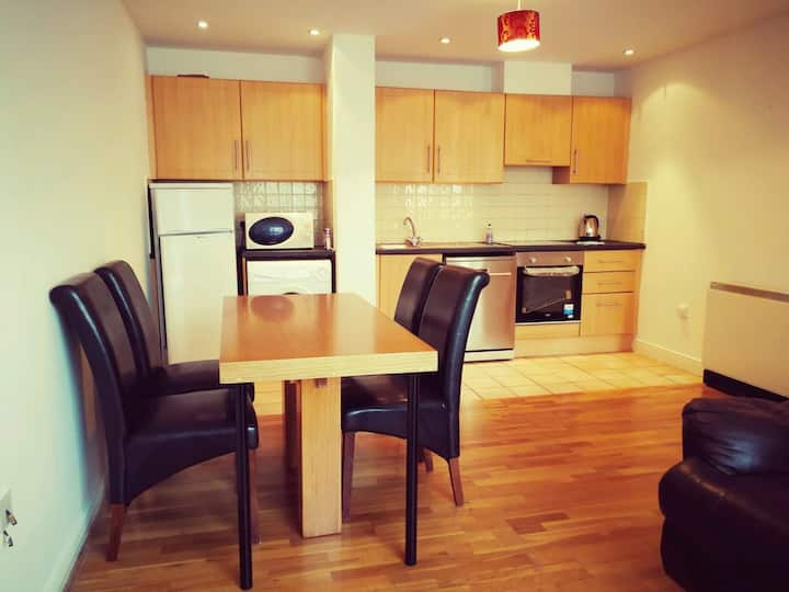 Luxurious Limerick Apartment Near City Centre