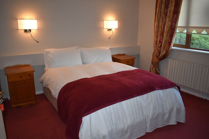 Lynton House  Purpose built guest accommodation.