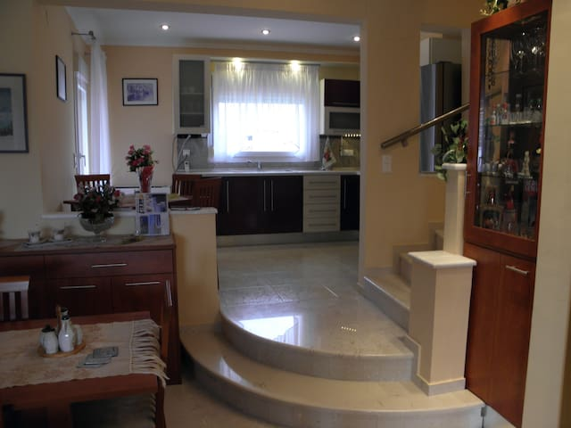 Modern fully equipped house