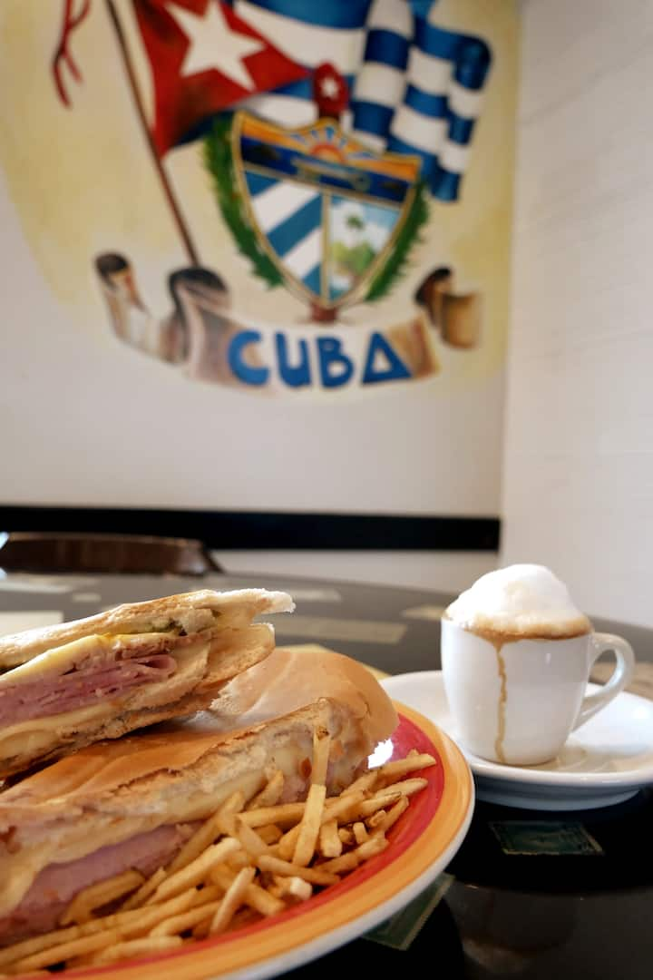 The worlds best Cubano in Miami