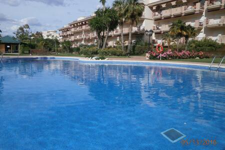 Appartement Golden Beach - Sant Carles de la Ràpita - Квартира