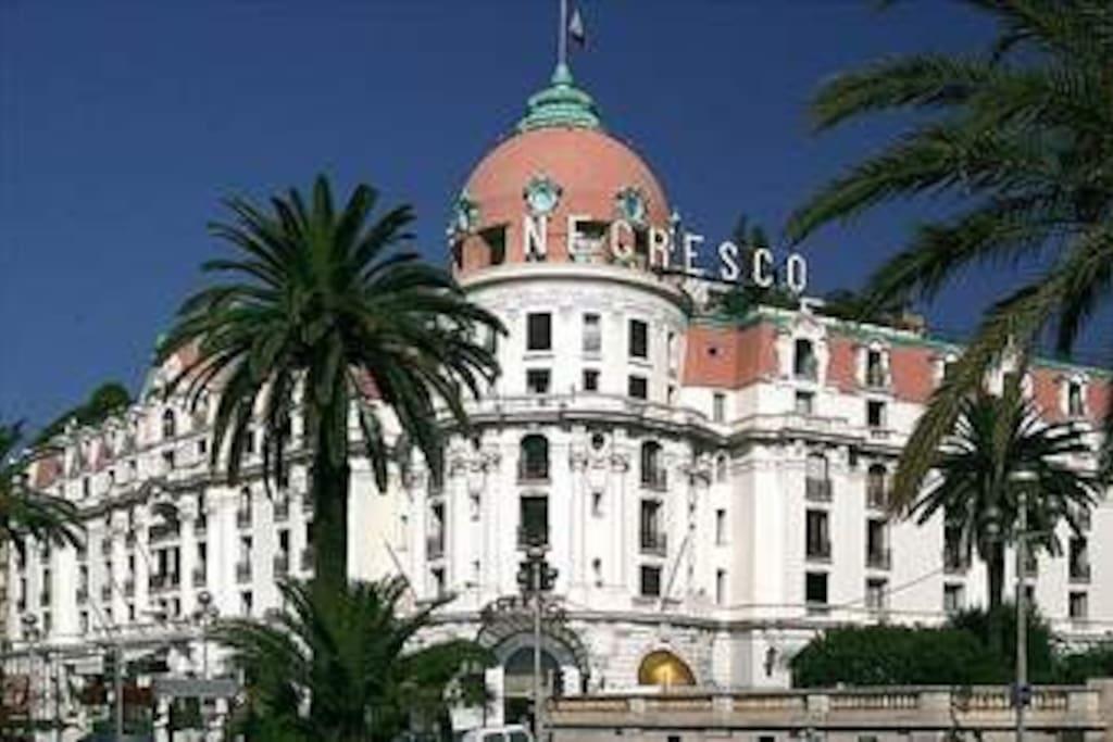 Le plus beau quartier de Nice Centre