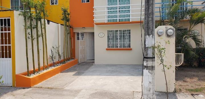 Tu casa en el puerto de Veracruz :)