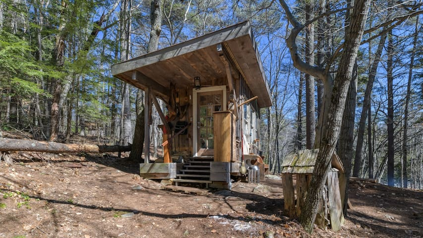Tiny Earth Cabin