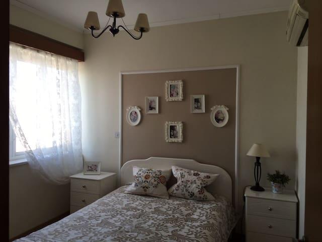 Уютная квартира с видом на море - Ларнака - Apartemen